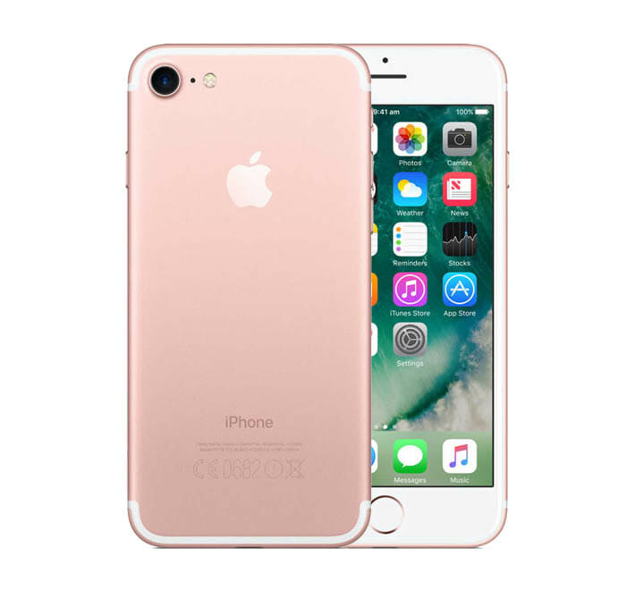 9dddee5e340 iPhone 7 32GB Rosa - Waiphone